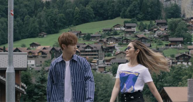 """Tung MV mới toanh quay tại Thụy Sĩ, JSOL cùng ViruSs khiến khán giả """"đứng tim"""" mấy nhịp vì loạt cảnh đẹp quá sức tưởng tượng - ảnh 25"""