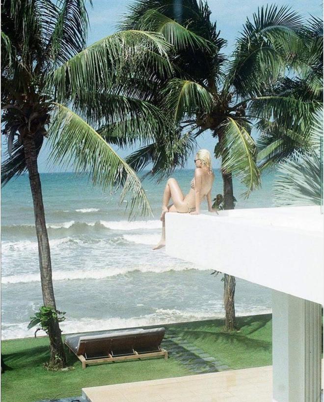 """Này các cô gái đã từng """"vật lộn"""" để có 1 tấm ảnh chụp bikini ưng ý, bạn có thấy mình trong 2 bức hình này của Quỳnh Anh Shyn không? - ảnh 5"""