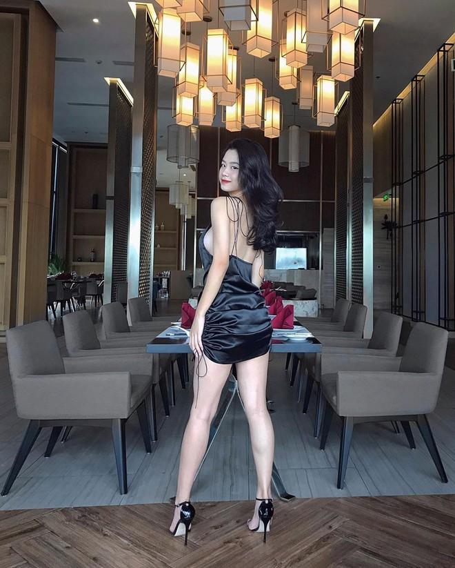 Hàn Hằng - gái xinh nổi đình đám Instagram nhờ body nóng bỏng: Ít người theo đuổi vì bị hiểu nhầm là làm cao - ảnh 5