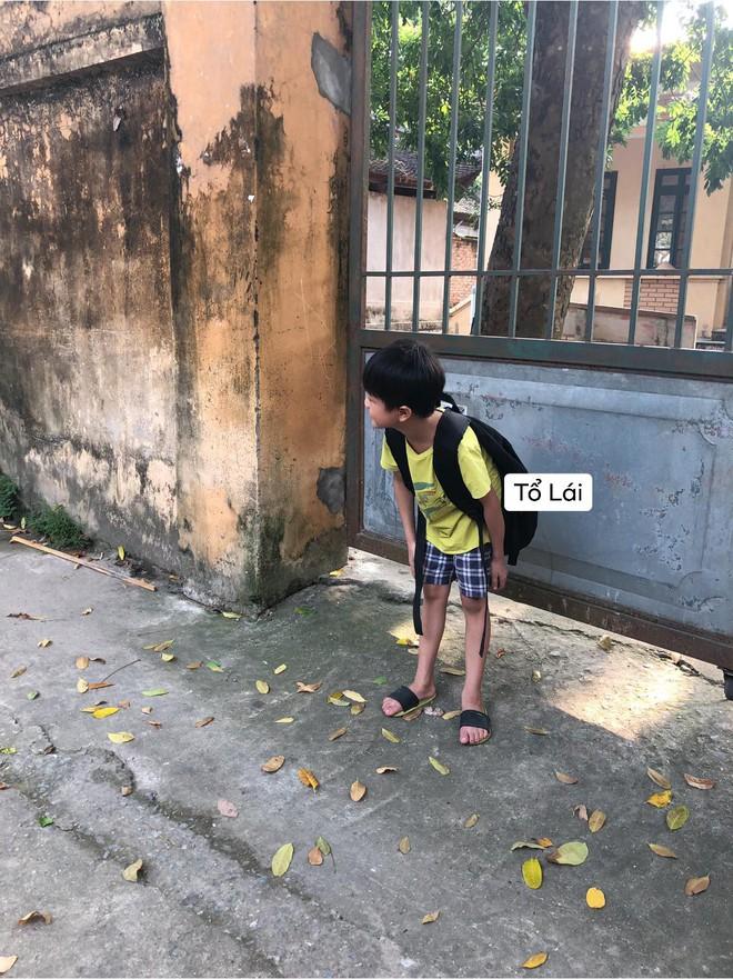 Tin lời bạn Lan bàn bên, cậu nhóc bị lừa một vố đến trường khai giảng rồi ngồi chưng hửng vì chẳng có một ai! - ảnh 3