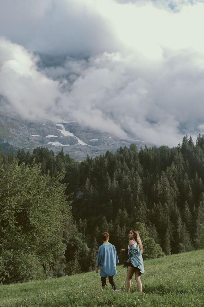 """Tung MV mới toanh quay tại Thụy Sĩ, JSOL cùng ViruSs khiến khán giả """"đứng tim"""" mấy nhịp vì loạt cảnh đẹp quá sức tưởng tượng - ảnh 28"""