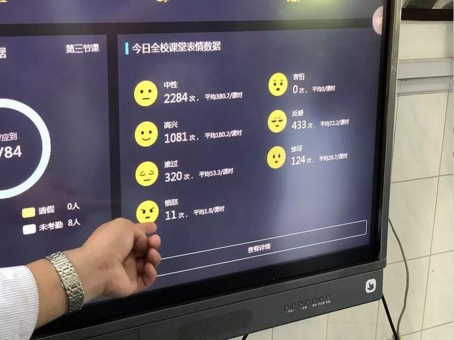 Hệ thống nhận diện khuôn mặt tại trường học Trung Quốc: Tự động báo phụ huynh khi trẻ vắng mặt, ngăn bạo lực nhưng lại khiến học sinh thêm áp lực - ảnh 5