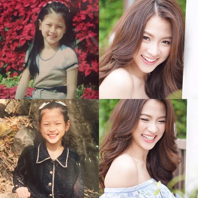 Top sao nữ đẹp từ trong trứng nước của showbiz Thái: Dàn mỹ nhân lai xuất sắc, Nira Chiếc lá bay chưa phải là nhất! - ảnh 6
