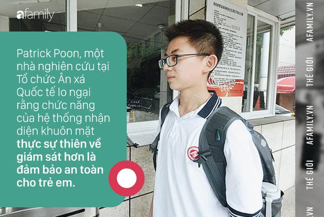 Hệ thống nhận diện khuôn mặt tại trường học Trung Quốc: Tự động báo phụ huynh khi trẻ vắng mặt, ngăn bạo lực nhưng lại khiến học sinh thêm áp lực - ảnh 7