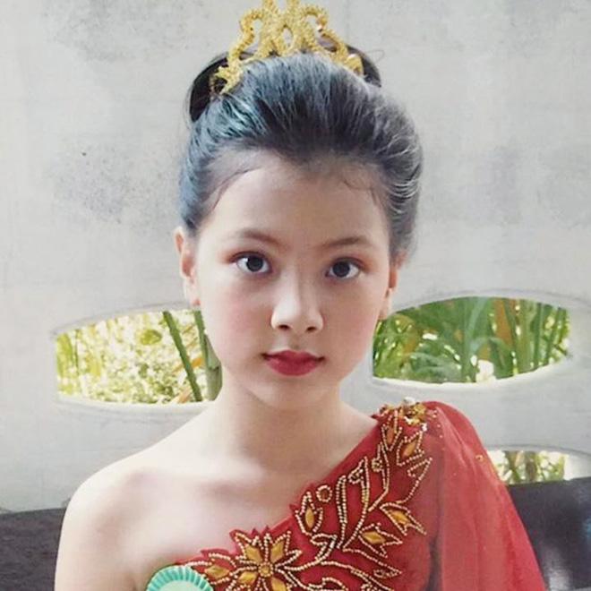 Top sao nữ đẹp từ trong trứng nước của showbiz Thái: Dàn mỹ nhân lai xuất sắc, Nira Chiếc lá bay chưa phải là nhất! - ảnh 8