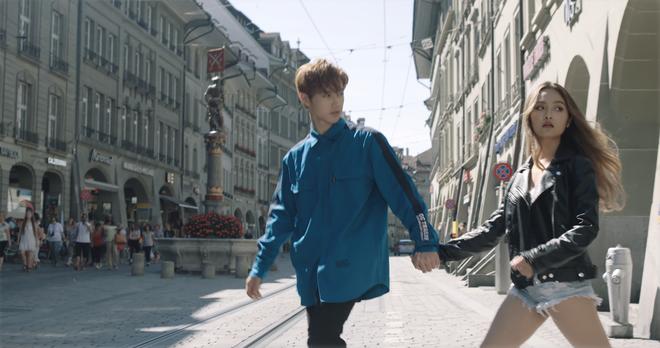 """Tung MV mới toanh quay tại Thụy Sĩ, JSOL cùng ViruSs khiến khán giả """"đứng tim"""" mấy nhịp vì loạt cảnh đẹp quá sức tưởng tượng - ảnh 14"""