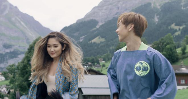 """Tung MV mới toanh quay tại Thụy Sĩ, JSOL cùng ViruSs khiến khán giả """"đứng tim"""" mấy nhịp vì loạt cảnh đẹp quá sức tưởng tượng - ảnh 36"""