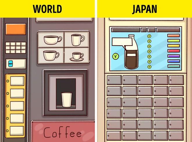 8 thứ nghe vô lí nhưng hoàn toàn có thật ở Nhật Bản, đúng là xứ sở của những điều độc dị nhất thế giới - ảnh 5