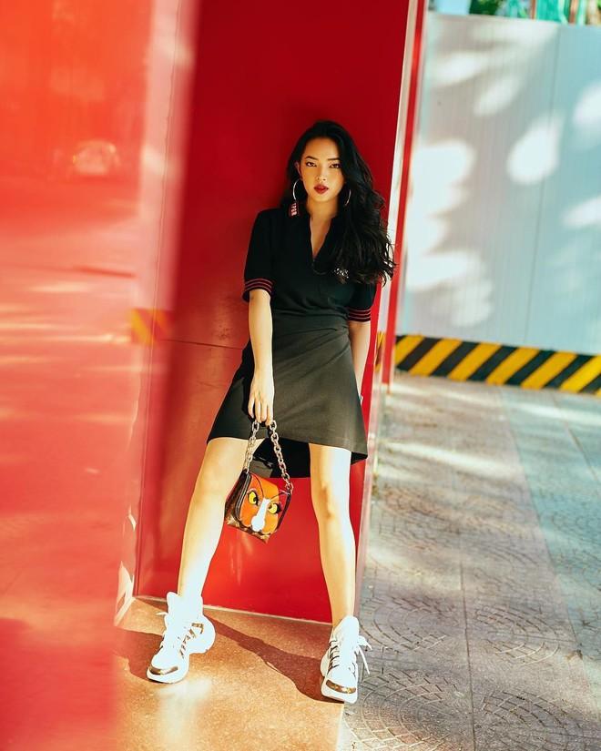 Châu Bùi được báo Trung khen nức nở, nhan sắc được ví như Song Hye Kyo phiên bản Việt - ảnh 9
