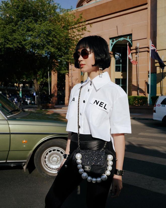 Châu Bùi được báo Trung khen nức nở, nhan sắc được ví như Song Hye Kyo phiên bản Việt - ảnh 3