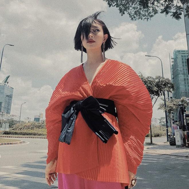 Châu Bùi được báo Trung khen nức nở, nhan sắc được ví như Song Hye Kyo phiên bản Việt - ảnh 4