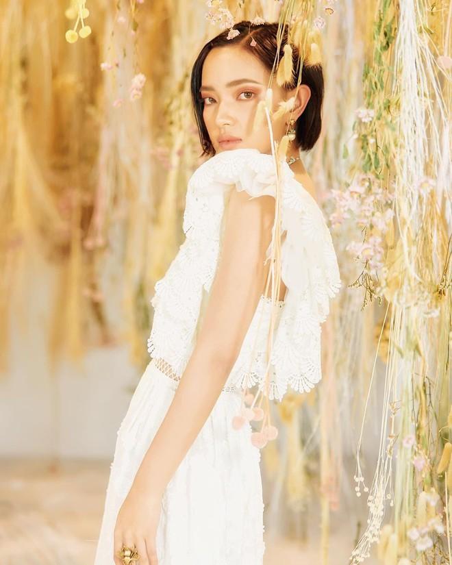 Châu Bùi được báo Trung khen nức nở, nhan sắc được ví như Song Hye Kyo phiên bản Việt - ảnh 6