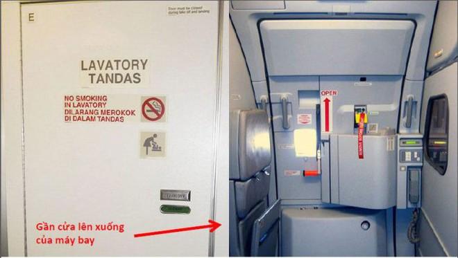 Học ngay cách sử dụng nhà vệ sinh trên máy bay để lỡ bụng dạ đột nhiên biểu tình thì còn biết cách mà ứng phó nè! - ảnh 1