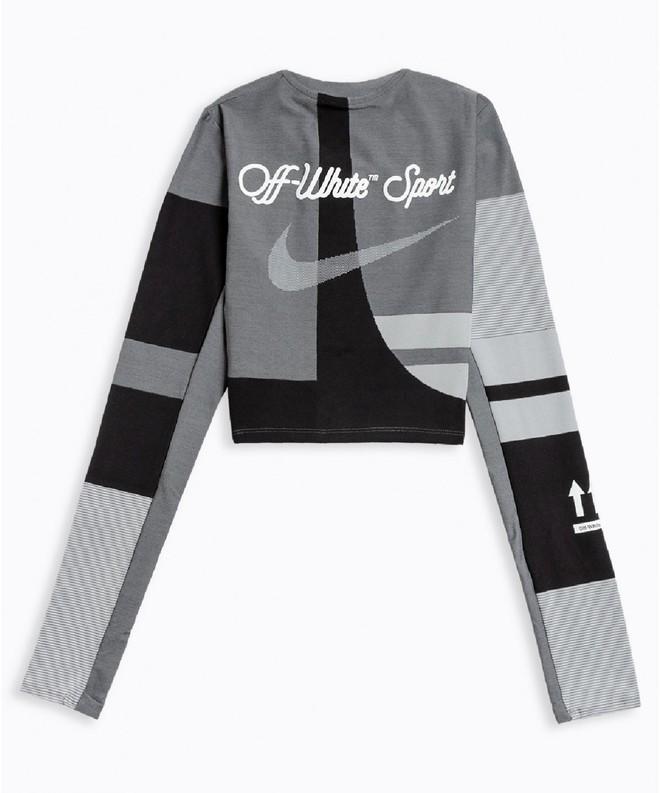 Làm giàu ngon ăn như Nike: in thêm logo Off-White lên đồ outlet rồi bán luôn giá gấp đôi! - ảnh 1