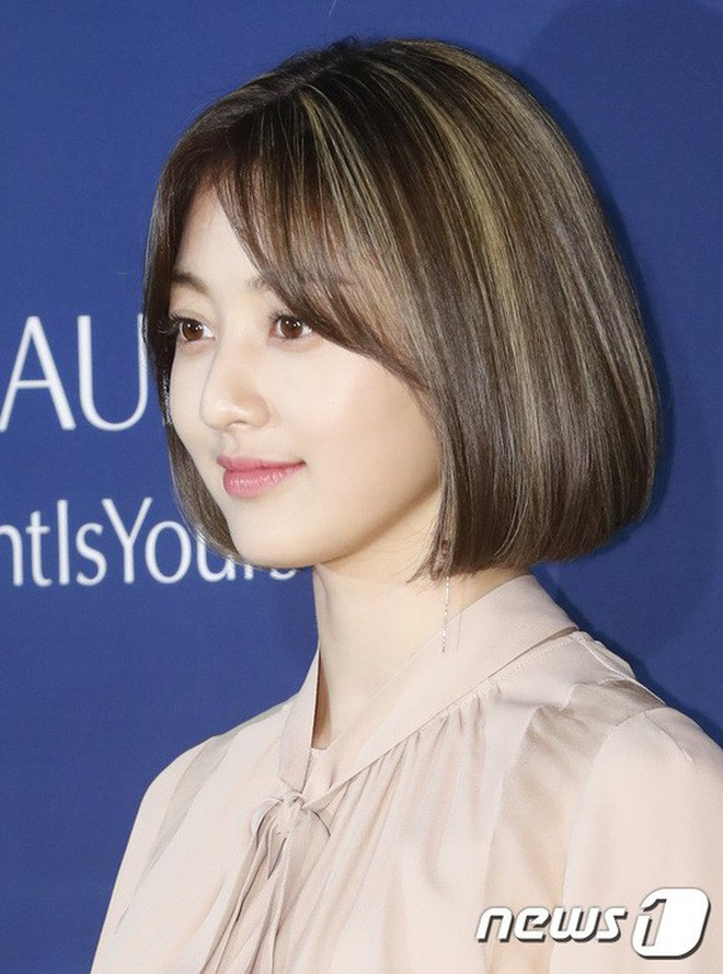Lại nghiệp tụ vành môi, netizen hết sức chê bai Jihyo dù cô nàng makeup và ăn mặc hợp lý - ảnh 1