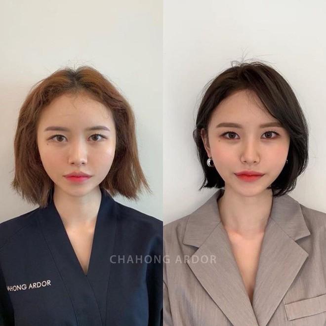 Chọn đúng kiểu tóc thì bạn mới đi được một nửa chặng đường, 50% còn lại phụ thuộc vào màu nhuộm - ảnh 2