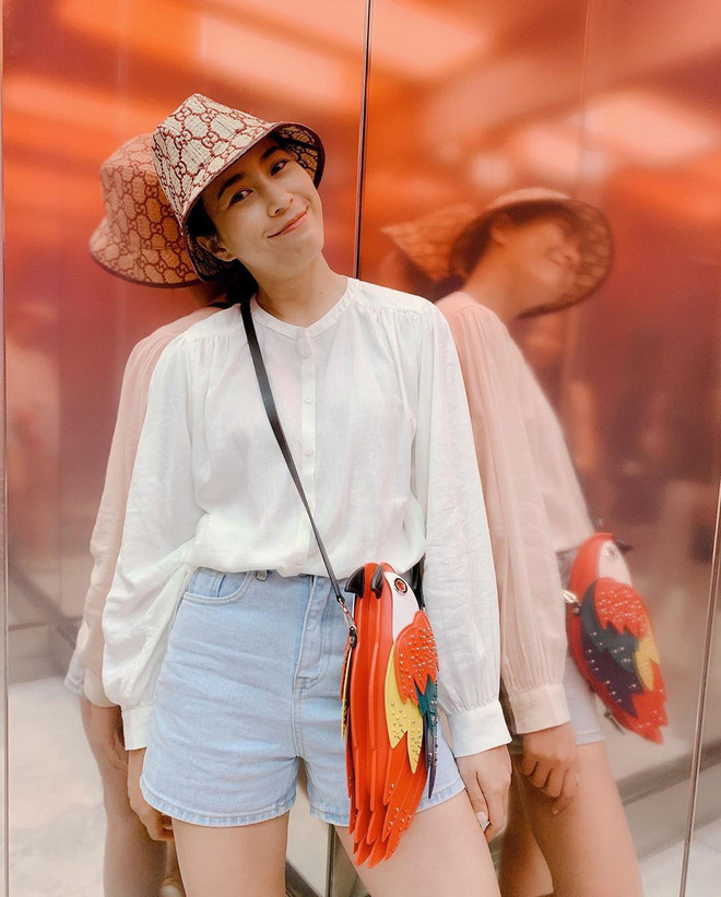 Bà xã hơn 3 tuổi của dượng Chat: Đã xinh còn mặc siêu đẹp, chẳng trách biến chồng thành nam thần chung thủy bậc nhất showbiz Thái - ảnh 16