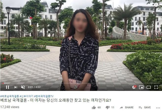 YouTube tràn lan clip tự giới thiệu của cô dâu Việt muốn lấy chồng Hàn, chấp nhận bị trưng bày như hàng hóa để có được cơ hội đổi đời - ảnh 4