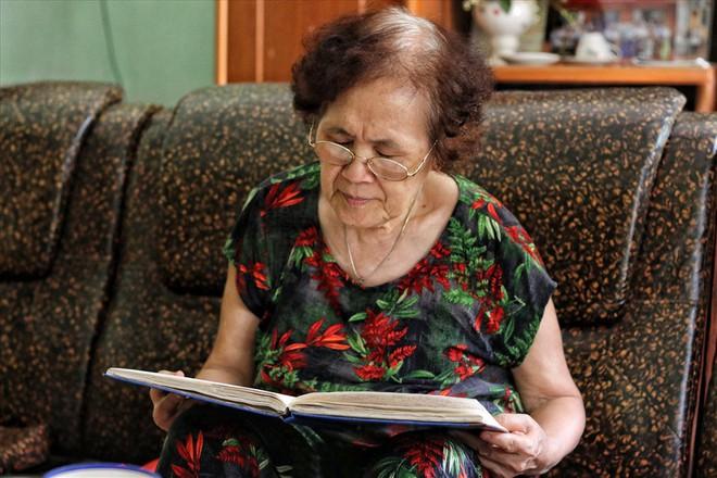 Tâm sự của cô giáo 76 tuổi dạy học miễn phí cho trẻ khuyết tật ở Sơn Tây - ảnh 1