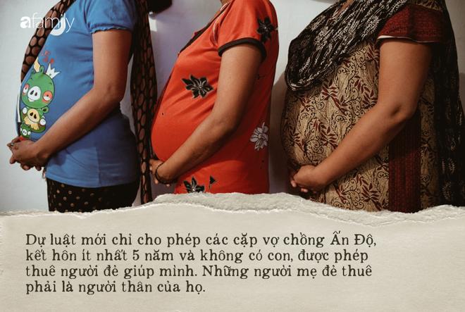 Góc khuất đằng sau ngành công nghiệp cho thuê tử cung: Nỗi đau xé lòng của những bà mẹ không bao giờ được phép nhìn thấy mặt con - ảnh 5