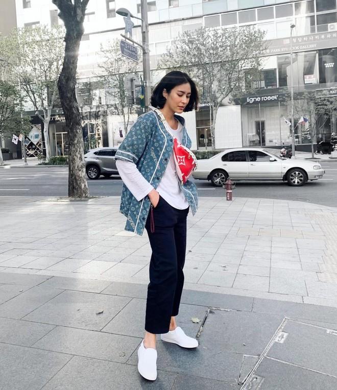 Bà xã hơn 3 tuổi của dượng Chat: Đã xinh còn mặc siêu đẹp, chẳng trách biến chồng thành nam thần chung thủy bậc nhất showbiz Thái - ảnh 7