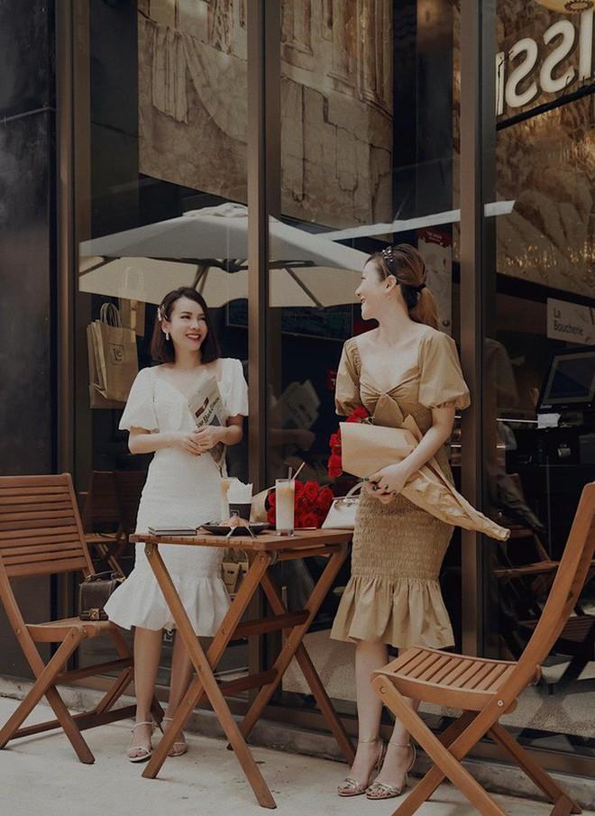 """Street style sao Việt: Tiểu Vy tự tin khoe eo con kiến, Tú Anh bị chàng """"quý tử"""" chiếm hết spotlight - ảnh 8"""