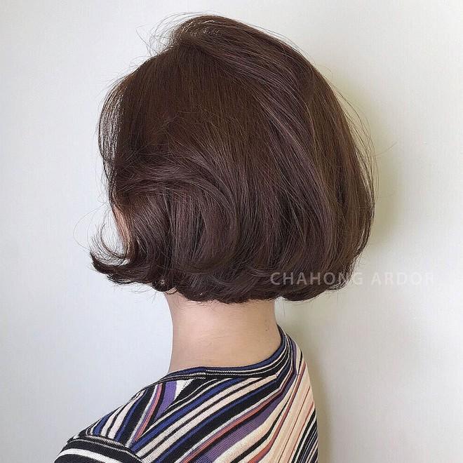 Chọn đúng kiểu tóc thì bạn mới đi được một nửa chặng đường, 50% còn lại phụ thuộc vào màu nhuộm - ảnh 9