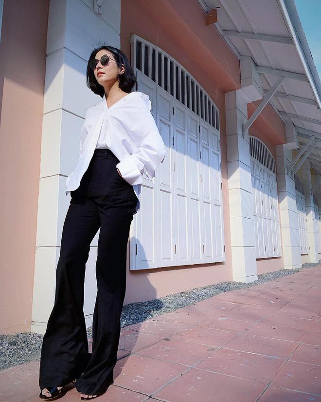 Bà xã hơn 3 tuổi của dượng Chat: Đã xinh còn mặc siêu đẹp, chẳng trách biến chồng thành nam thần chung thủy bậc nhất showbiz Thái - ảnh 10