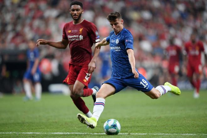 Đánh bại Chelsea sau loạt sút luân lưu cân não, Liverpool lên ngôi tại Siêu cúp châu Âu - ảnh 12