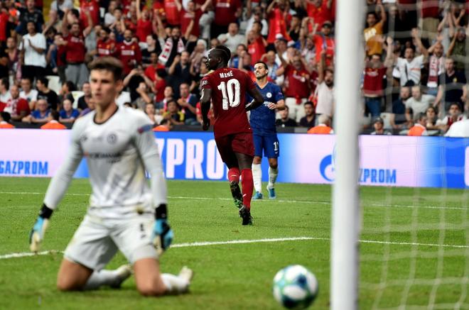 Đánh bại Chelsea sau loạt sút luân lưu cân não, Liverpool lên ngôi tại Siêu cúp châu Âu - ảnh 14