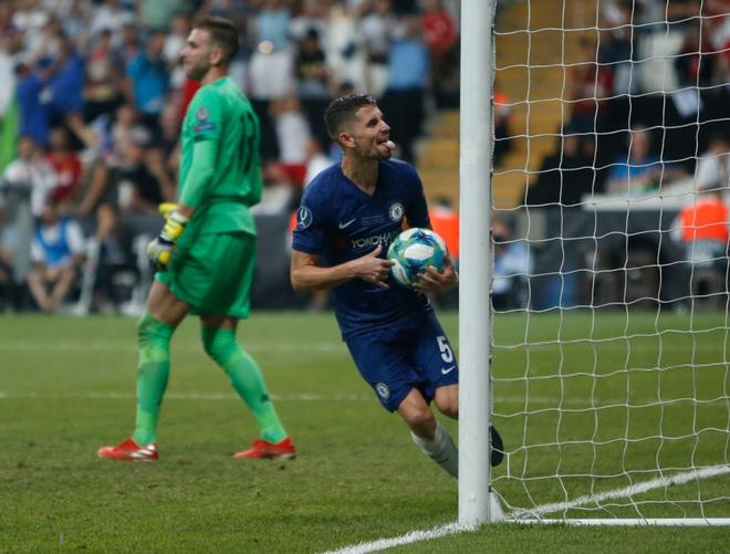 Đánh bại Chelsea sau loạt sút luân lưu cân não, Liverpool lên ngôi tại Siêu cúp châu Âu - ảnh 15