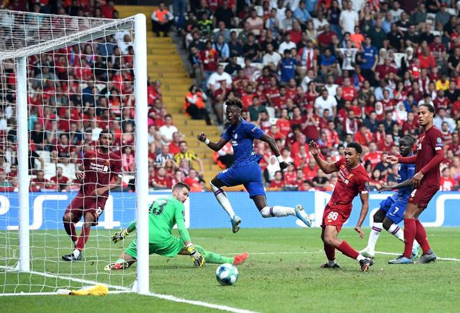 Đánh bại Chelsea sau loạt sút luân lưu cân não, Liverpool lên ngôi tại Siêu cúp châu Âu - ảnh 16