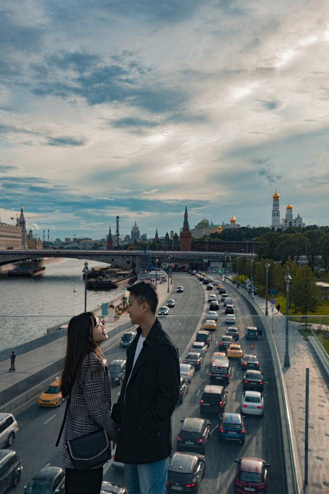 Vẫn biết nước Nga rất đẹp, nhưng xem album ảnh du lịch của cặp đôi người Việt này xong chỉ biết thốt lên: Còn hơn cả tưởng tượng! - ảnh 6