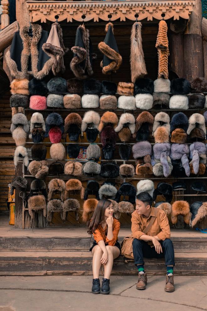 Vẫn biết nước Nga rất đẹp, nhưng xem album ảnh du lịch của cặp đôi người Việt này xong chỉ biết thốt lên: Còn hơn cả tưởng tượng! - ảnh 15