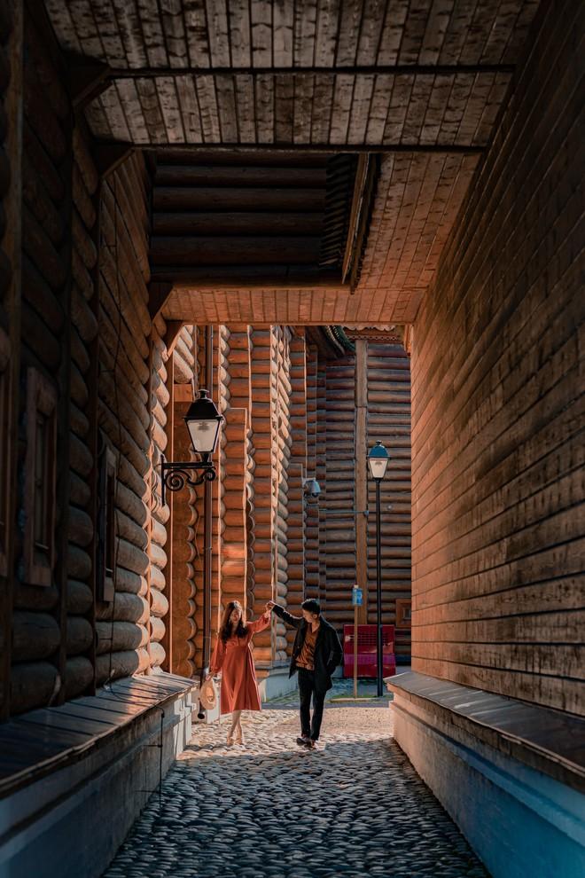 Vẫn biết nước Nga rất đẹp, nhưng xem album ảnh du lịch của cặp đôi người Việt này xong chỉ biết thốt lên: Còn hơn cả tưởng tượng! - ảnh 11
