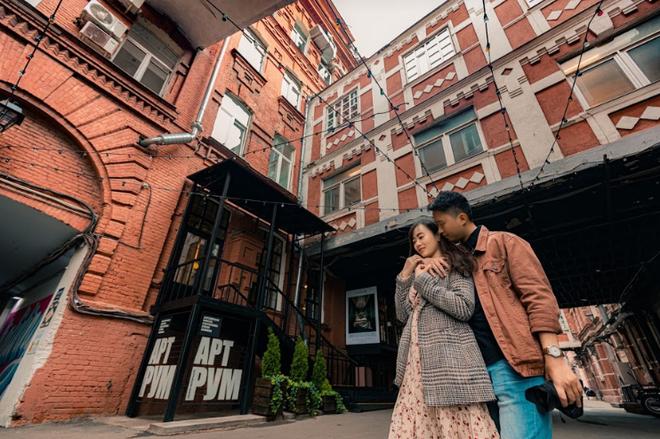 Vẫn biết nước Nga rất đẹp, nhưng xem album ảnh du lịch của cặp đôi người Việt này xong chỉ biết thốt lên: Còn hơn cả tưởng tượng! - ảnh 20