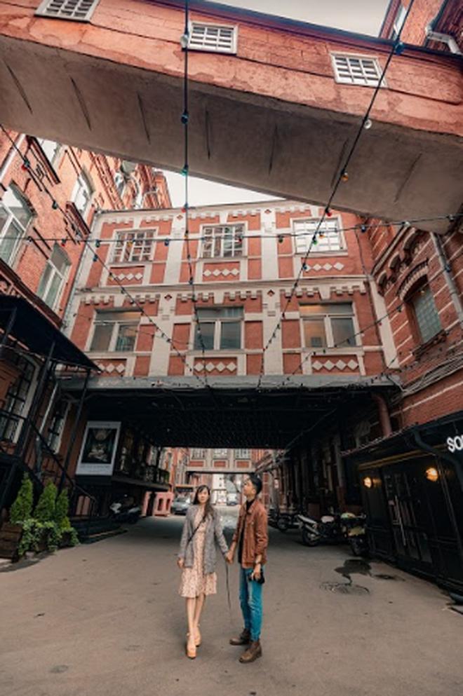 Vẫn biết nước Nga rất đẹp, nhưng xem album ảnh du lịch của cặp đôi người Việt này xong chỉ biết thốt lên: Còn hơn cả tưởng tượng! - ảnh 19