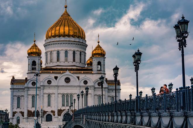 Vẫn biết nước Nga rất đẹp, nhưng xem album ảnh du lịch của cặp đôi người Việt này xong chỉ biết thốt lên: Còn hơn cả tưởng tượng! - ảnh 17