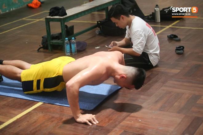 Dàn sao Danang Dragons khoe body cực phẩm trong buổi tập cuối cùng - ảnh 11