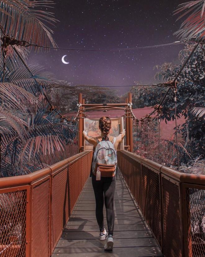 Đẹp thì có đẹp nhưng nhìn loạt Instagram của travel blogger xứ người mà không khỏi thắc mắc: Đây là du lịch hay cuộc đua chỉnh ảnh lố tay? - ảnh 12
