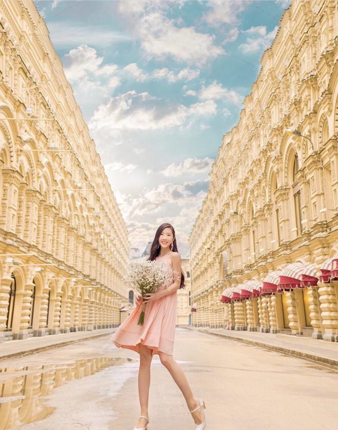 Đẹp thì có đẹp nhưng nhìn loạt Instagram của travel blogger xứ người mà không khỏi thắc mắc: Đây là du lịch hay cuộc đua chỉnh ảnh lố tay? - ảnh 17