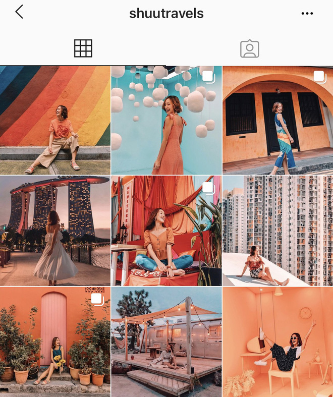 Đẹp thì có đẹp nhưng nhìn loạt Instagram của travel blogger xứ người mà không khỏi thắc mắc: Đây là du lịch hay cuộc đua chỉnh ảnh lố tay? - ảnh 3