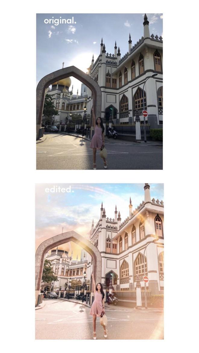 Đẹp thì có đẹp nhưng nhìn loạt Instagram của travel blogger xứ người mà không khỏi thắc mắc: Đây là du lịch hay cuộc đua chỉnh ảnh lố tay? - ảnh 4