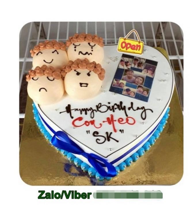 Đặt bánh kem online mừng sinh nhật bố chồng, nàng dâu ngã ngửa khi nhận được sản phẩm khác một trời một vực yêu cầu của mình - ảnh 2