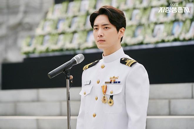 Lee Joon Hyuk của Tổng Thống 60 Ngày: 3 lần làm ác nhân nhưng ai xem cũng mê đắm đuối - Ảnh 5.