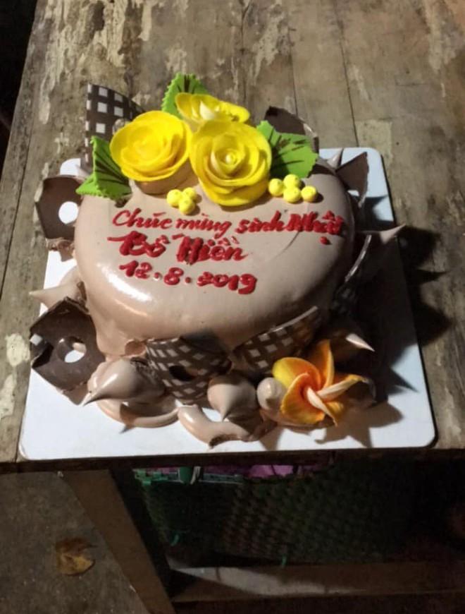 Đặt bánh kem online mừng sinh nhật bố chồng, nàng dâu ngã ngửa khi nhận được sản phẩm khác một trời một vực yêu cầu của mình - ảnh 3