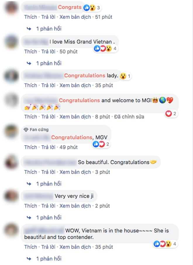 Mỹ nhân Việt chính thức xuất hiện trên trang chủ Miss Grand, dân mạng quốc tế hết lời khen ngợi - ảnh 2