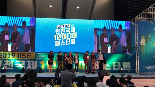 Độc quyền: Jack và K-ICM nhận kỷ niệm chương công nhận những đóng góp, tôn vinh văn hóa nghệ thuật Việt Nam tại Hàn Quốc - Ảnh 7.