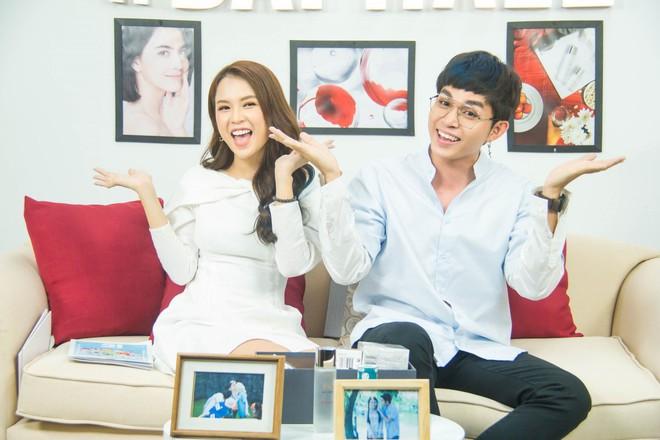Da vừa đẹp tóc lại cá tính, Jun Phạm đích thị là khách mời ấn tượng của Da Pha Lê rồi! - ảnh 1