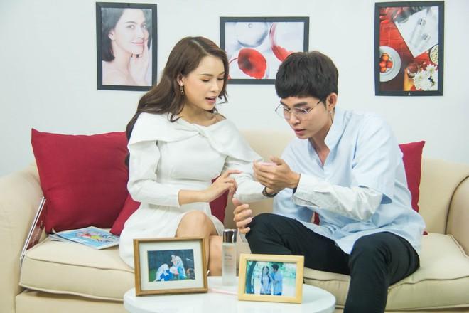 Da vừa đẹp tóc lại cá tính, Jun Phạm đích thị là khách mời ấn tượng của Da Pha Lê rồi! - ảnh 2